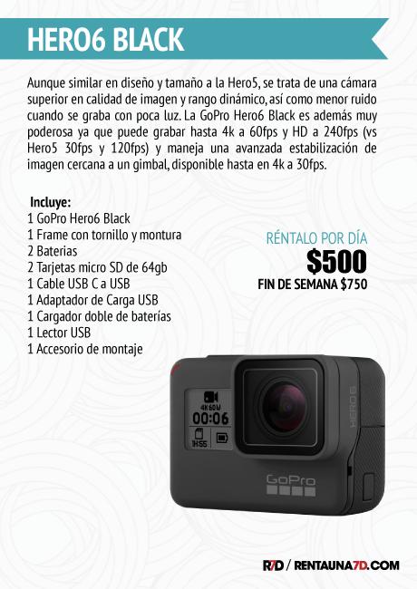 R7D - Rentauna7d / Renta de equipo profesional para Cine, Video y Foto